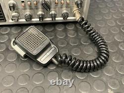 Vintage Rare Cb Radio General Electric Ge 3-5825a 80 Ssb Lsb + 40 Canaux Am