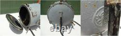 Vintage Usn General Electric Searchlight Modèle 95313
