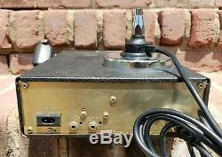 Vtg Cb Radio General Electric 3-5825a 80 Ssb 40 Am Canal Withea68x123 MIC Nice