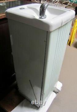 Vtg General Electric Ge Industrial Refroidisseur D'eau Abreuvoir Rs-45-a16