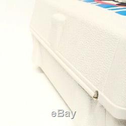 Vtg Mickey Mouse Record Player 45s General Electric Works Avec Des Enregistrements Testée