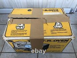 Wow Rare Bnib Vintage Ge General Electric Deluxe Toast-r-four T93b